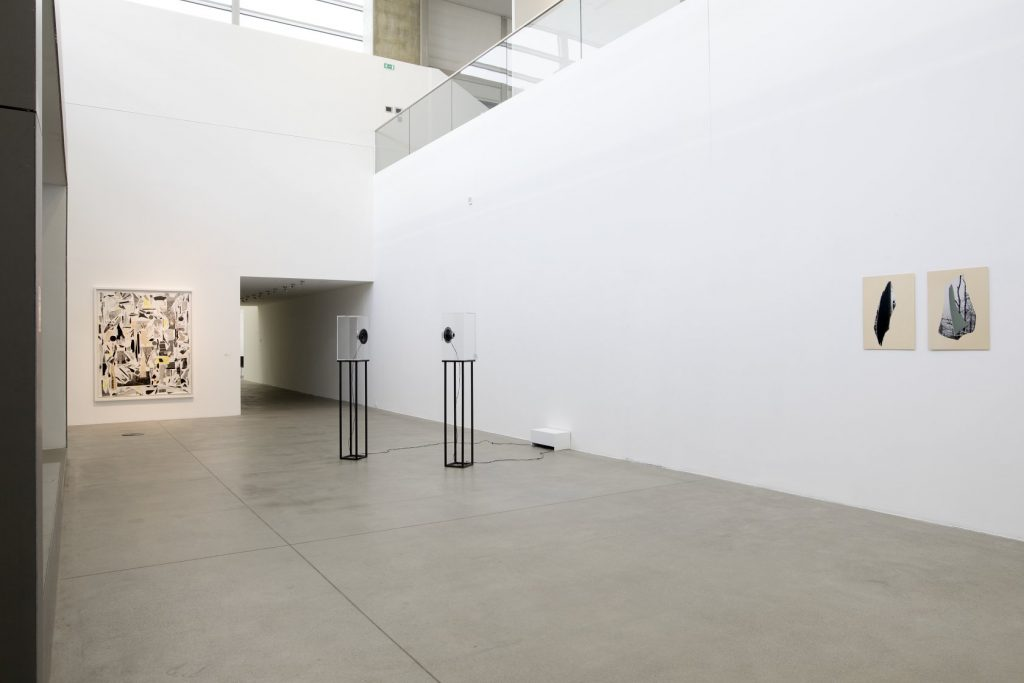 Damir Ocko, Museum of Contemporary Art Zagreb, Human Scale, installation view