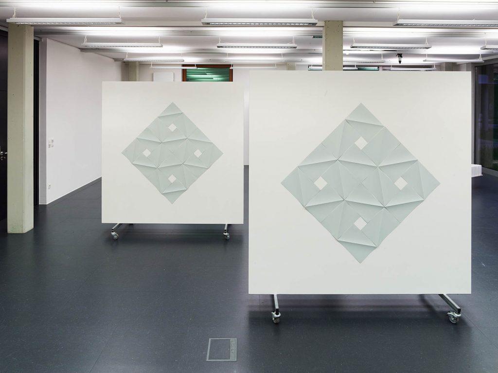 Ignacio Uriarte, Kunstraum Lakeside, installation view