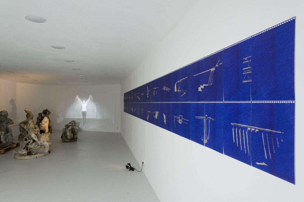 Too young for memories, ElectroPutere Gallery, installation view